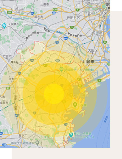 横浜市のマンション売却・買い換え・住み替えはお任せください!