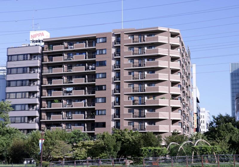 サンマンションアトレ新横浜駅前公園