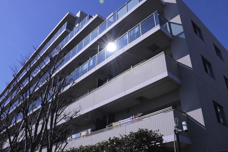 ザ・パークハウス横浜大口
